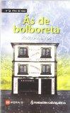 Portada de ÁS DE BOLBORETA