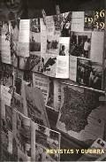 Portada de REVISTAS Y GUERRA 1936/1939