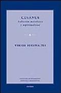 Portada de CUSANUS: REFLEXION METAFISICA Y ESPIRITUALIDAD
