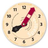 Portada de LEARN TO TELL THE TIME IN SPANISH: LANGUAGE CLOCK
