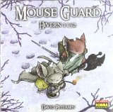 Portada de MOUSE GUARD. HIVERN 1152