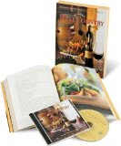 Portada de TASTING THE WINE COUNTRY: RECIPES FROM ROMANTIC INNS AND RESORTS, MUSIC BY THE MIKE MARSHALL QUINTET (COOKBOOK & MUSIC CD BOXED SET) BY SHARON O'CONNOR (2001) PAPERBACK