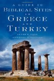 Portada de A GUIDE TO BIBLICAL SITES IN GREECE AND TURKEY
