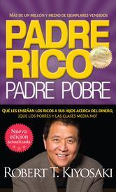 Portada de PADRE RICO, PADRE POBRE - EBOOK