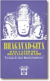 Portada de BHAGAVAD-GITA O EL CANTO DEL BIENAVENTURADO - EBOOK