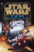 Portada de X-WING: STARFIGHTERS OF ADUMAR