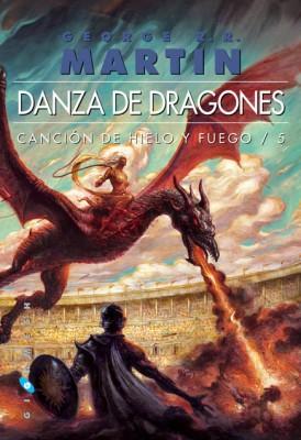 Portada de DANZA DE DRAGONES