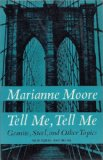Portada de TELL ME, TELL ME; GRANITE, STEEL, AND OTHER TOPICS