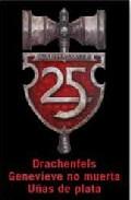Portada de PACK 25 ANIVERSARIO DE WARHAMMER: LAS AVENTURAS DE GENEVIEVE
