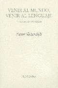 Portada de VENIR AL MUNDO, VENIR AL LENGUAJE: LECCIONES DE FRANKFURT
