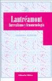 Portada de LAUTREAMONT: SURREALISMO Y FENOMENOLOGIA