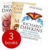 Portada de RICHARD DAWKINS COLLECTION- 3 BOOKS (PAPERBACK) RRP £26.97