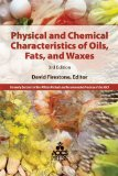 Portada de PHYSICAL AND CHEMICAL CHARACTERISTICS OF OILS, FATS, AND WAXES