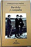 Portada de BARTLEBY Y COMPAÑÍA