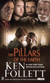 Portada de THE PILLARS OF THE EARTH