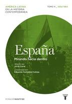 Portada de ESPAÑA. MIRANDO HACIA DENTRO. TOMO 4 (1930-1960) (EBOOK)
