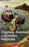 Portada de ENIGMAS, HISTORIAS Y LEYENDAS RELIGIOSAS