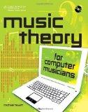 Portada de MUSIC THEORY FOR COMPUTER MUSICIANS BK/CD BY HEWITT, MICHAEL 1ST (FIRST) EDITION [PAPERBACK(2008)]