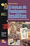 Portada de CRÓNICA DE FENÓMENOS INSÓLITOS