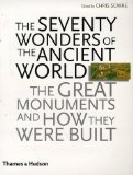 Portada de THE SEVENTY WONDERS OF THE ANCIENT WORLD: THE GREAT MONUMENTS AND HOW THEY WERE BUILT BY CHRIS SCARRE (4-OCT-1999) HARDCOVER
