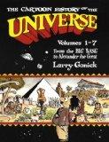 Portada de CARTOON HISTORY OF THE UNIVERSE 1