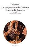 Portada de LA CONJURACION DE CATILINA; GUERRA DE JUGURTA