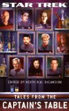 Portada de TALES FROM THE CAPTAIN'S TABLE (STAR TREK)