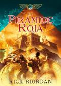 Portada de LA PIRÁMIDE ROJA    (EBOOK)