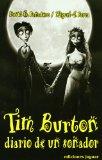 Portada de TIM BURTON DIARIO DE UN SOÑADOR (CINE (JAGUAR))
