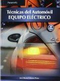 Portada de (1) GS - TECNICAS DEL AUTOMOVIL - EQUIPO ELECTRICO