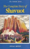 Portada de THE COMPLETE STORY OF SHAVUOT (THE FESTIVAL SERIES)