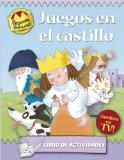 Portada de JUEGOS EN EL CASTILLO: LIBRO DE ACTIVIDADES (PEQUEÑA PRINCESA)