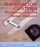 Portada de NAVEGACION COSTERA: PROBLEMAS RESUELTOS