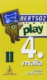 Portada de (BIDEOA) BERTSOZ PLAY 4.MAILA - II - LEHEN HEZKUNTZA
