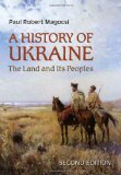 Portada de A HISTORY OF UKRAINE: THE LAND AND ITS PEOPLES