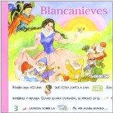 Portada de BLANCANIEVES (PICTOGRAMAS)