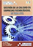 Portada de GESTION DE LA CALIDAD EN EMPRESAS TECNOLOGICAS DE TQM A ITIL