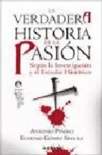 Portada de VERDADERA HISTORIA DE LA PASION, LA (EBOOK)