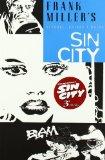 Portada de SIN CITY Nº 6: ALCOHOL, CHICAS Y BALAS (2ª ED.)