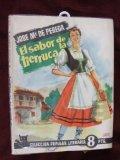 Portada de EL SABOR DE LA TIERRUCA.