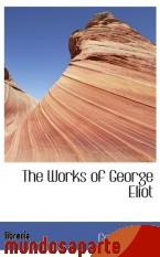 Portada de THE WORKS OF GEORGE ELIOT