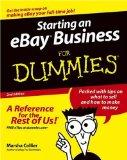 Portada de STARTING AN EBAY BUSINESS FOR DUMMIES