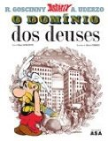 Portada de ASTERIX 17: O DOMÍNIO DOS DEUSES (PORTUGUÉS)