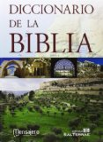 Portada de DICCIONARIO DE LA BIBLIA (FUERA DE COLECCIÓN)