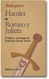 Portada de HAMLET  ROMEO Y JULIETA - EBOOK