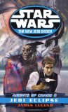 Portada de STAR WARS: THE NEW JEDI ORDER - AGENTS OF CHAOS II - JEDI ECLIPSE
