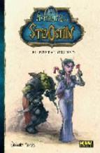Portada de LAS AVENTURAS DE STEVOSTIN 1: EL PORTAL OSCURO