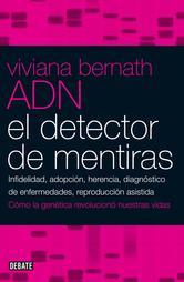 Portada de ADN, EL DETECTOR DE MENTIRAS - EBOOK