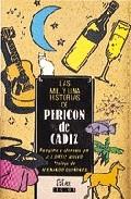 Portada de LAS MIL Y UNA HISTORIAS DE PERICON DE CADIZ
