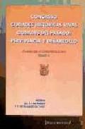 Portada de CONGRESO CIUDADES HISTORICAS VIVAS, 2 VOLS.
